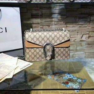 Gucci Dionysus Bag New Check Description